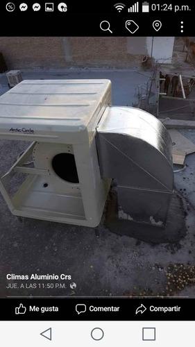 ductos y aluminio