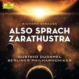 dudamel gustavo berliner ph also sprach zarathustra cd nuevo