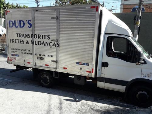dud´s transportes  (fretes carretos e mudanças )