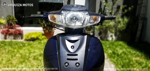 due 110 moto zanella