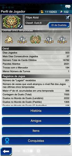 duel links c/ decks com todos os personagens e 16 mil cartas