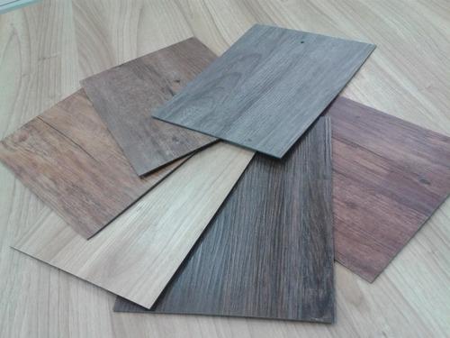 Duela ancha de vinyl pvc acabado madera super durable de for Alfombras 3x3 metros