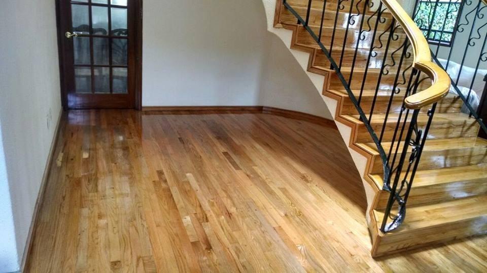 Duela de encino americano 9 cm y madera solida - Duelas de madera ...