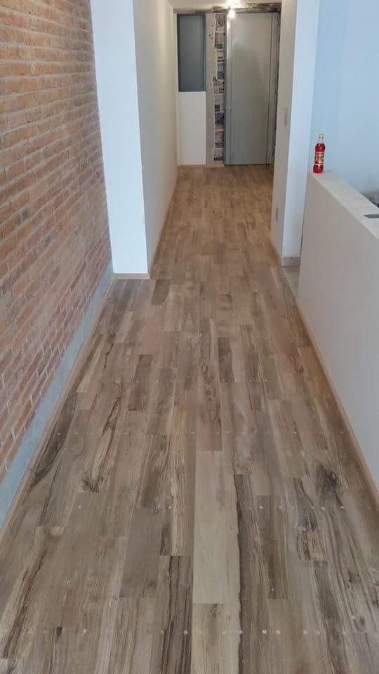Duela madera encino nacional piso en mercado libre Tipos de pisos de madera