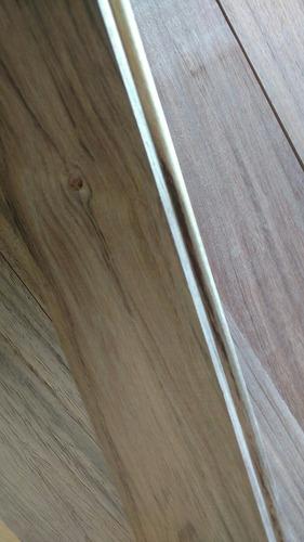 duela rustica de pino 8 cm x 19 mm de espesor / empatada
