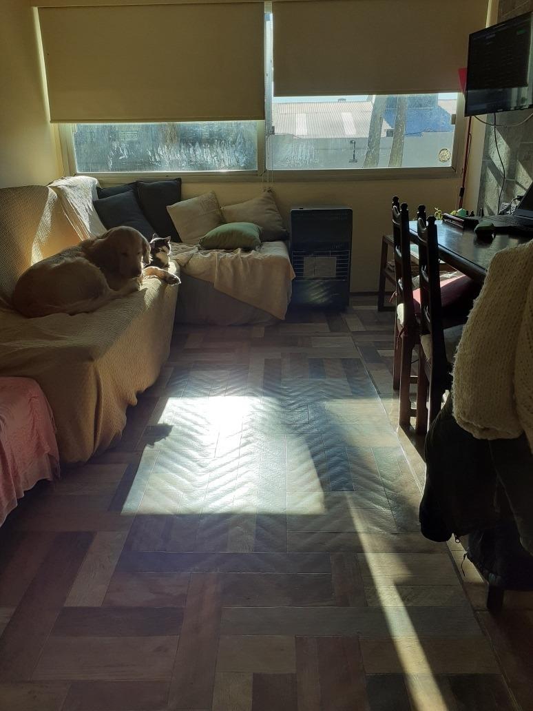 dueña vende apartamento de 2 dormitorios y gran terraza