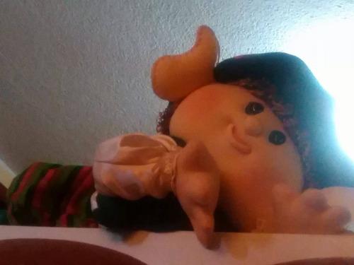 duende coqueto navideño.