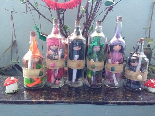 duende na garrafa garraduende+brinde