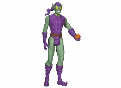 duende verde spider man hasbro ref: a8484 marvel