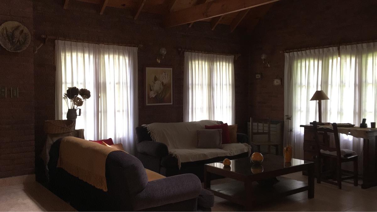 dueño alq espectacular chalet zona residencial pinamar b2