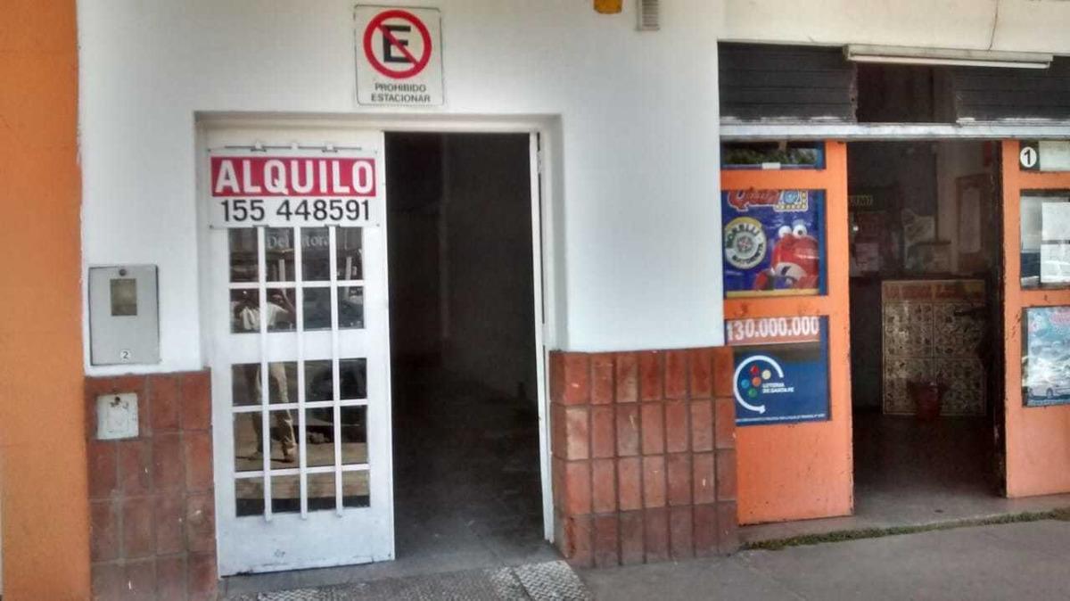 dueño alquila amplio local comercial
