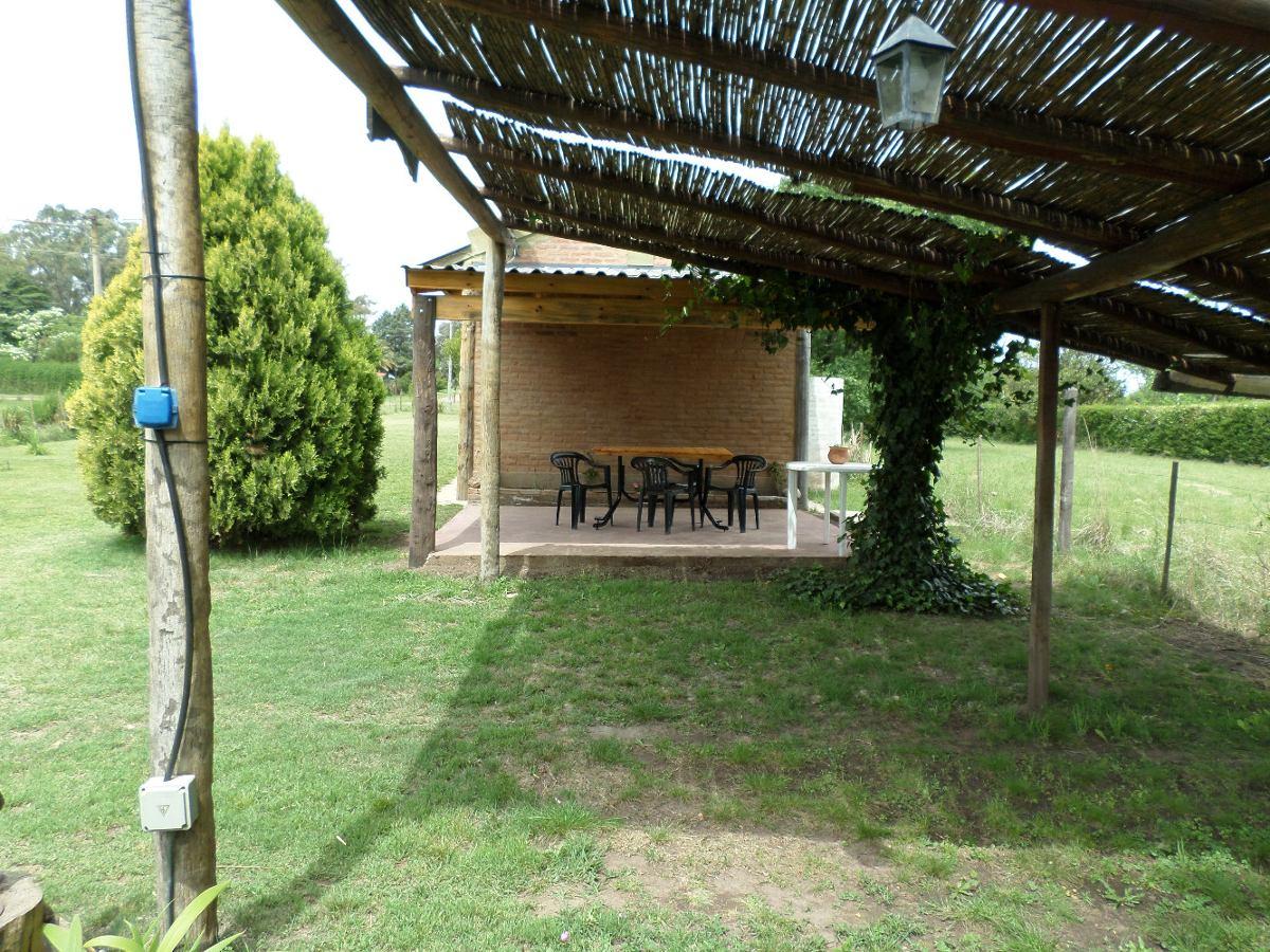 dueño alquila cabaña con pileta villa rumipal