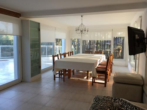 dueño alquila casa impecable en pinamar norte, 200 mts playa