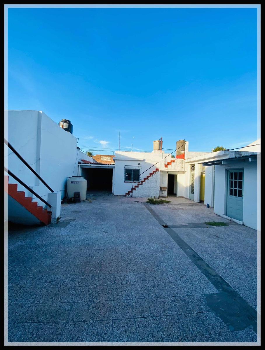 dueño alquila vivienda + taller/deposito u otro rubro