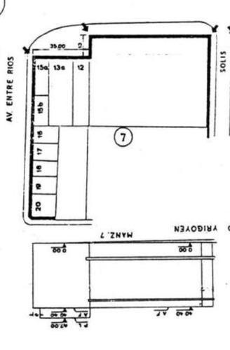dueño directo sin comision 1544739157 av. entre rios al 100 a mts del congreso apto 2105 m2 vendibles
