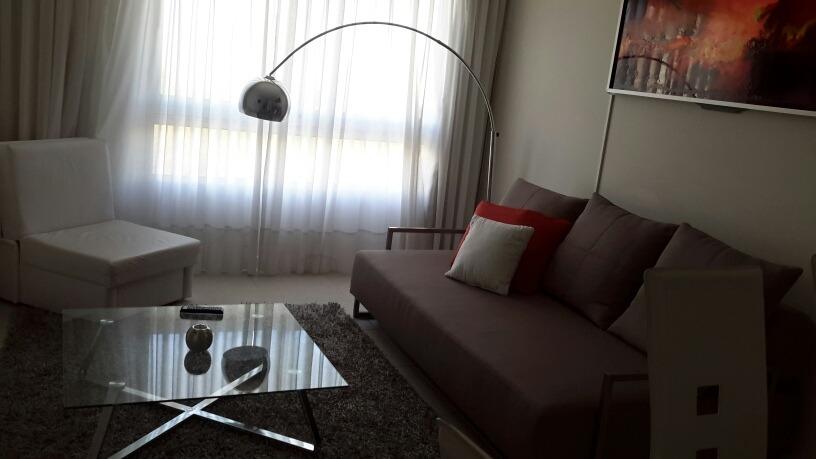 dueño edif. alta gama alquila temporal exclusivo apartamento