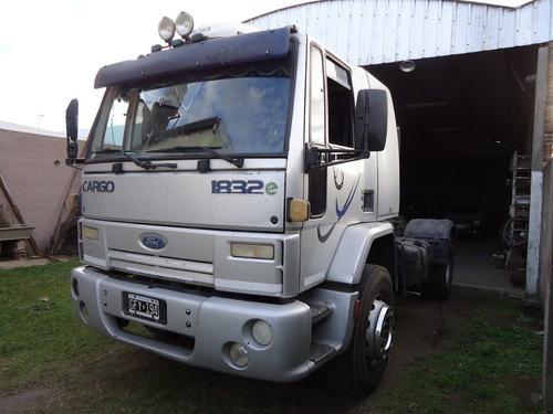 dueño unica mano vende camion ford cargo 1832 2007 excelente
