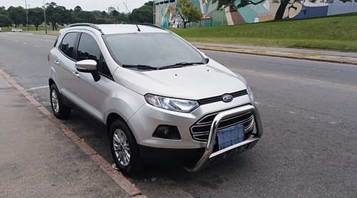 dueño vende ford ecosport impecable.