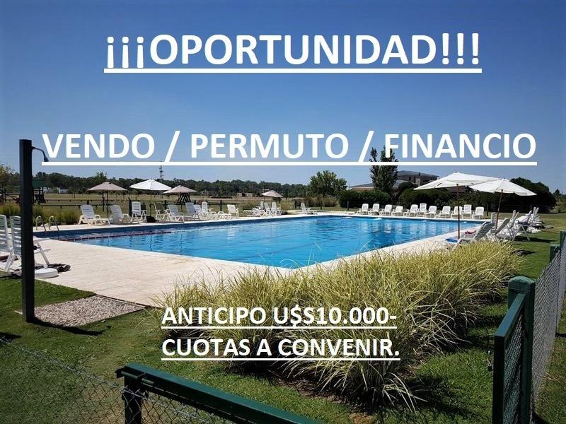 dueño, vendo / permuto / financio ¡¡oportunidad 2000mts2!!