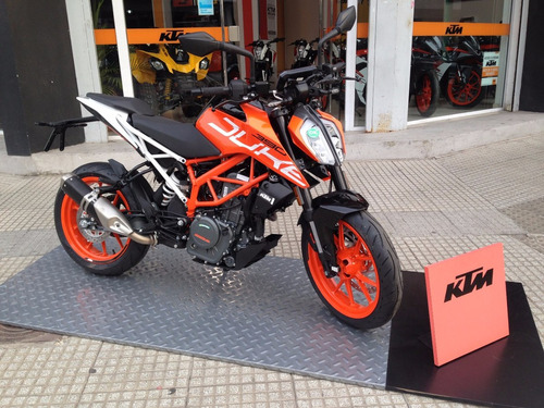 duke 390 financiada
