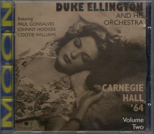 duke ellington & his orchestra - carnegie hall 1964 v2  cd