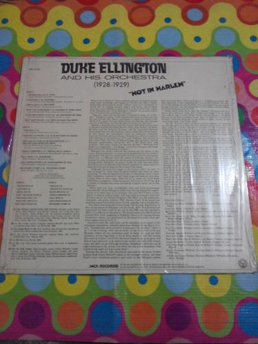 duke ellington lp hot in harlem 1981