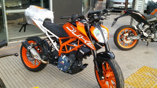duke ktm 390 okm financiada - motoswift
