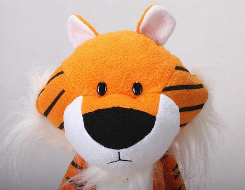 dulce brotes tigre peluche figura juguete peluche muñec-8048