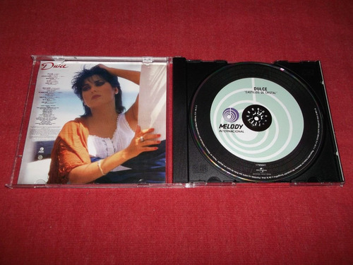 dulce - castillos de cristal cd nac ed 2009 mdisk
