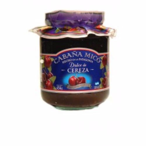 dulce de cereza x 454 gr - cabaña mico