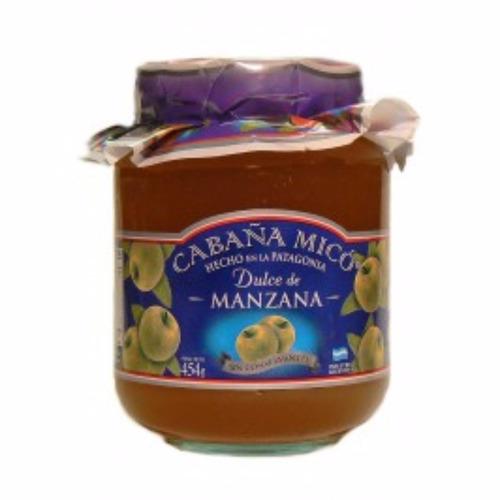 dulce de frutilla x 454 gr - cabaña mico