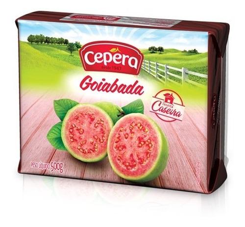 dulce de guayaba - cepera