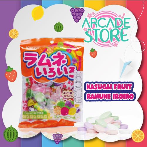 dulce kasugai fruit ramune iro iro japones