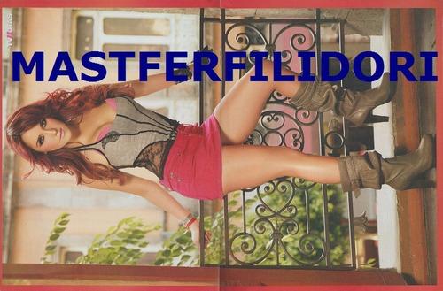 dulce maria rbd revista tvnotas junio 2008 rebelde