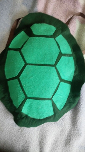 dulcero de caparazones de tortuga ninja para niña