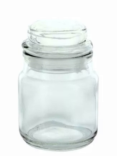 dulcero de vidrio 85 ml (24 pz) cod. jardin