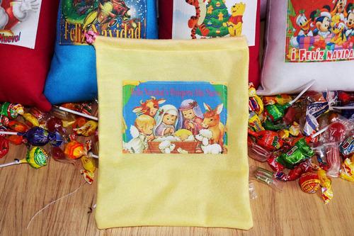 dulcero navideño personalizable