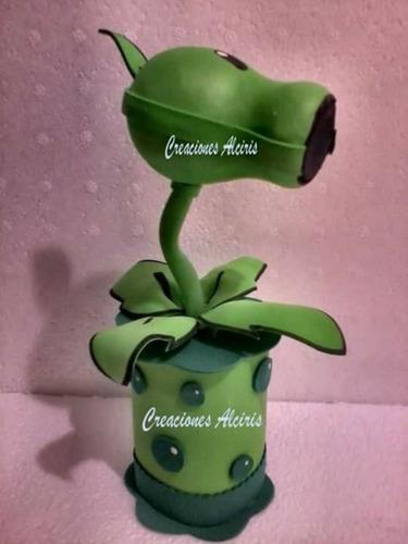 dulcero plantas vs zombies fofucho