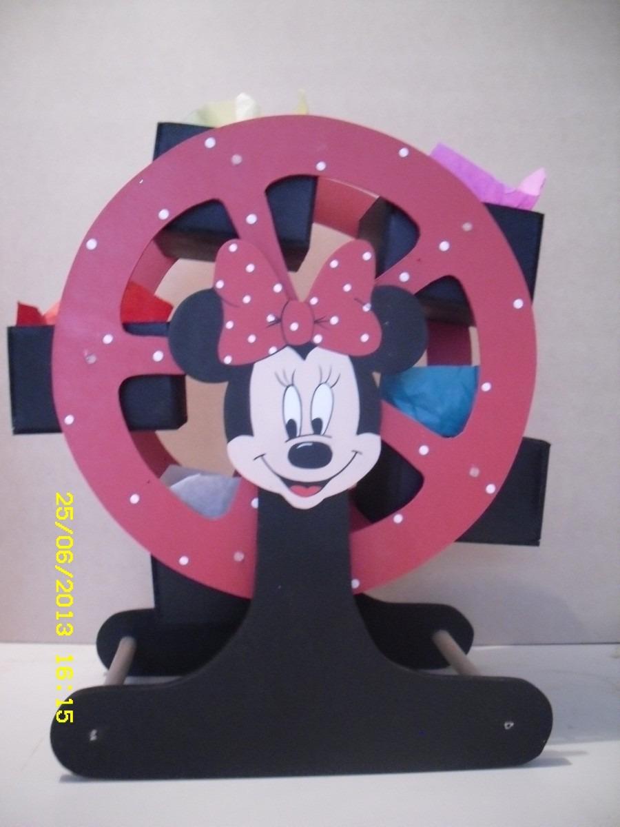 Dulcero rueda de la fortuna centro de mesa hwo - Mesa de centro con ruedas ...