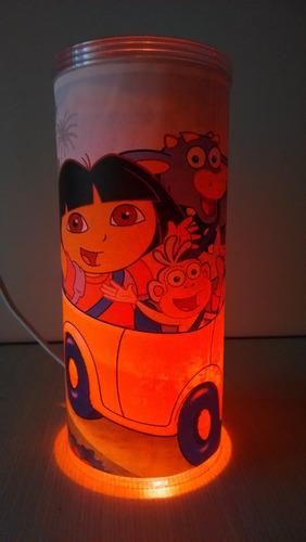 dulceros infantiles lamparas altas
