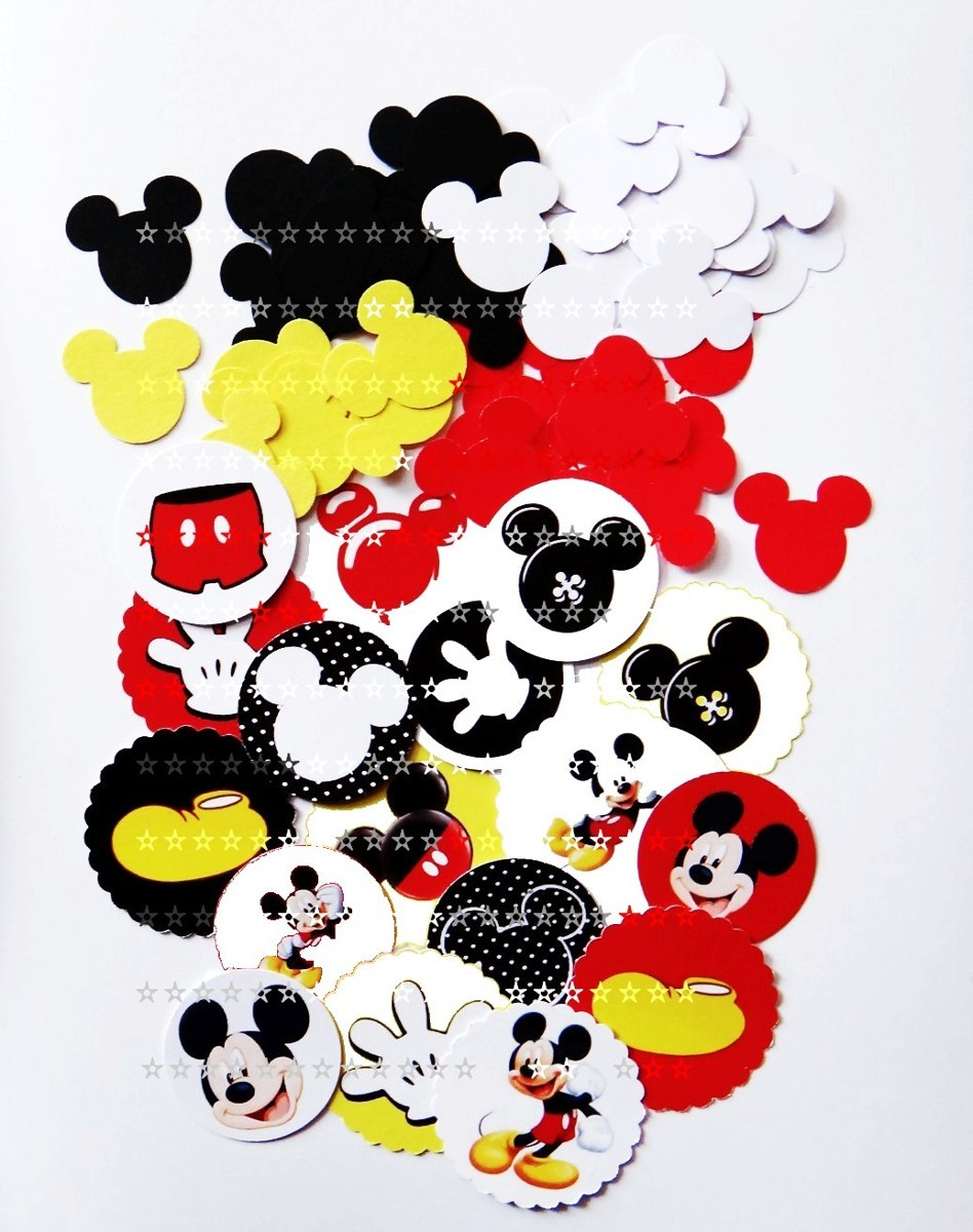 Dulceros Infantiles Mickey Mouse Cajitas Mesa Dulces ...