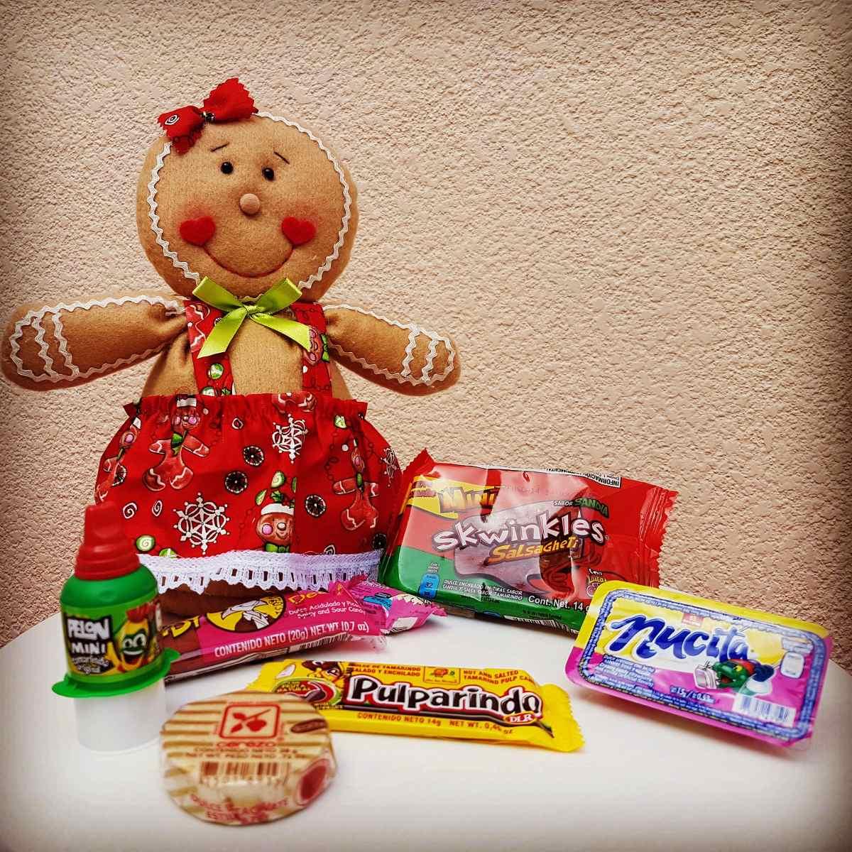 Dulceros navide os excelentes detalles para navidad 85 for Detalles de navidad