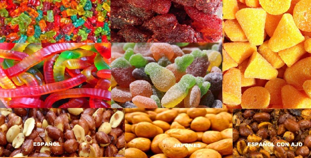 2732c967b1bf Dulces A Granel Para Eventos 7 Kg -   549.00 en Mercado Libre
