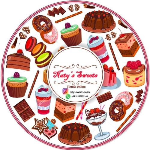 dulces a la venta al mayor y al detal