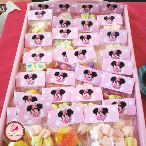 dulces candybar estación de dulces