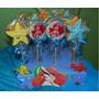 Mesa Dulce Princesa Sirenita Ariel (u Otro Personaje) $1300