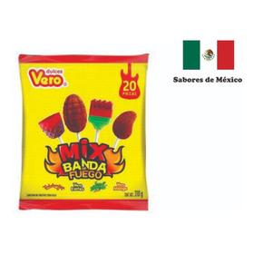 Dulces Mexicanos: Mix Banda De Fuego Vero