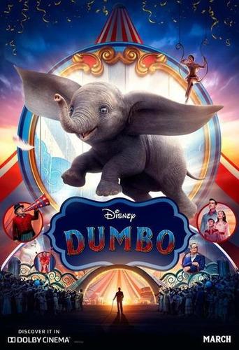 dumbo 2019 4k ultra hd hdr