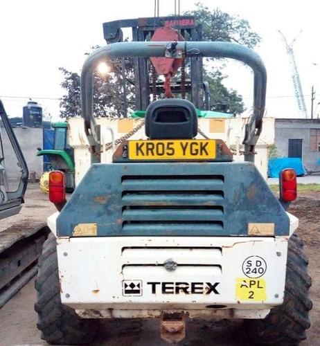 dumper terex benford 6 tn motor perkins  recién importado