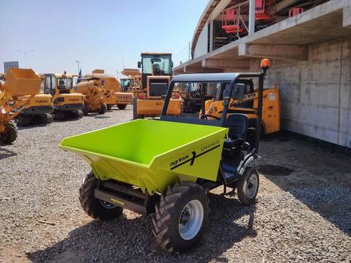 dumper volquete agria 4x4 de 1.6 toneladas consultar precio